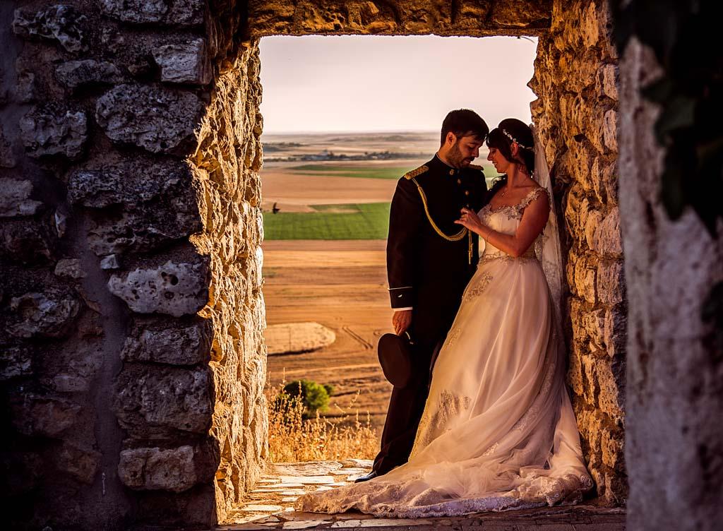 fotochitabodas - fotografia de boda Valladolid campos- sesion original