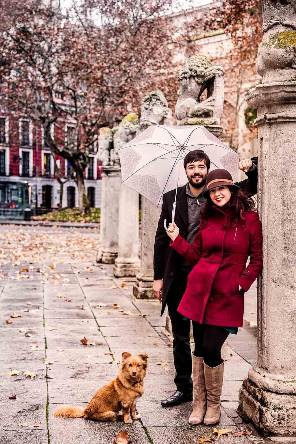 fotochita - fotografia de boda Valladolid - sesion fotografica ciudad - sesion fotogrfica mascotas