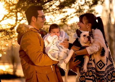 fotografia de niños newborn recien nacido mascota familia